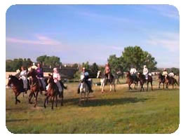 Outriders at Ft. Laramie