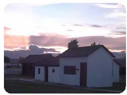 Fort Bridger and its Buildings
