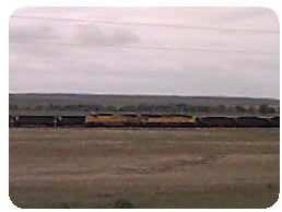 Trains Across the Plains